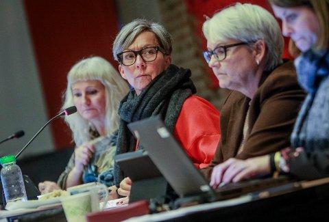 Beklager: -Jeg beklager de negative miljøkonsekvensene som dumping av massene utenfor Moss Havn har medført og vedtar politiets forelegg, sier ordfører Hanne Tollerud i pressemeldingen.