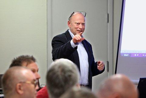 INNSTILLER: Rådmann Ivar Nævra anbefaler at Rygge kommunestyre avviser innbyggerinitiativet fra Bedre Byutvikling Moss.