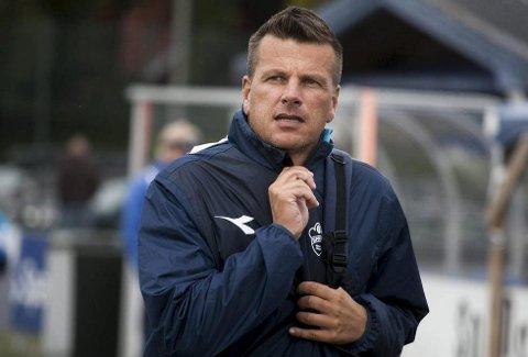 UENIG: Sprint-trener Gard H. Kristiansen (bildet) mener det bør være én felles avdeling for Østfold og Vestfold i 4. divisjon. Det samme mener Knut Erik Berg i Råde IL.