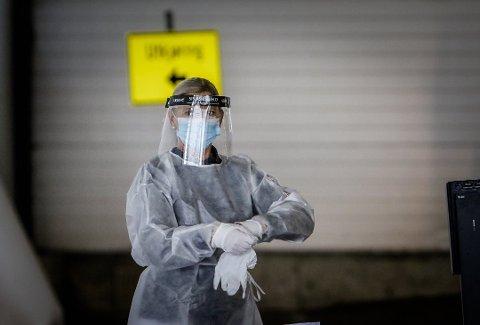 SMITTETOPP: Tirsdag melder Moss kommune at det er 26 nye smittetilfeller i byen. Aldri før har så mange tilfeller blitt bekreftet på samme dag.