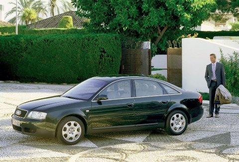 Audi A6 var en staselig bil på tidlig 2000-tall. Nå er den blant de ti mest vrakede bilene her til lands.