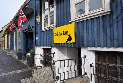 ÅPNET: Den nye puben i Storgata 1, åpnet dørene for første gang på nasjonaldagen.