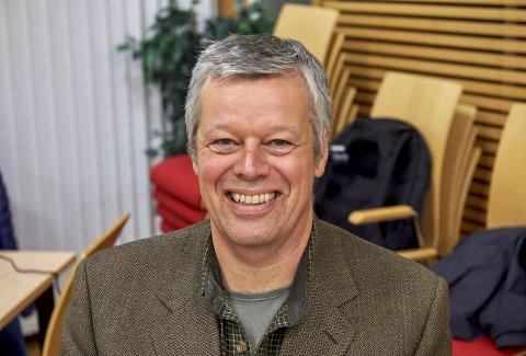 SKOGBARON: Anders Kiær er blant landets største skogeiere. Han får nå kritikk fra tidligere ordfører Erik Seem (Sp) for å ikke utnytte ressursene i skogen godt nok.