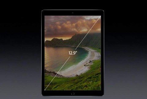 ANDØYA OG APPLE: Bildet Stian Klo har tatt av Høyvik strand på andøya er bakgrunnsbilde på Apples nye iPad.