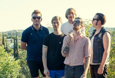 DEATH BY UNGA BUNGA: Blant Norges morsomste og beste liveband mener arrangørene.