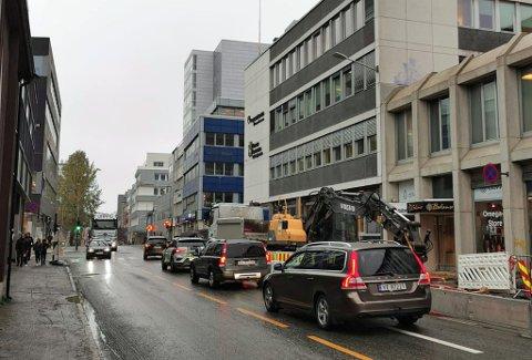 NY EIER: Det er Nordea-bygget Kolstad nå har kjøpt i Tromsø, men han legger ikke skjul på at det kan bli flere kjøp i byen fremover.