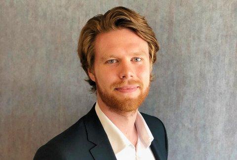 TAR OVER: Administrerende direktør Lars Ove Løseth i Alti Forvaltning tar over driften av Bobyn i Verdal, mens Hustad Eiendom rendyrker rollen som eier.