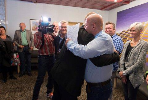 Ordførerskifte i Gjøvik.