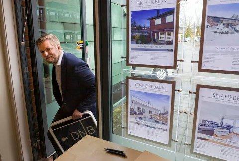 Daglig leder Odd Magnus Langhammer i DNB Eiendom anbefaler boligkjøperne å ta undersøkelsesplikten på alvor.