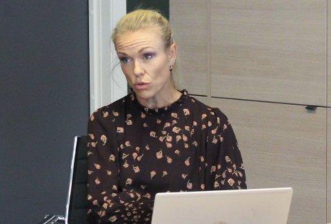 Kommuneoverlege Kerstin Anine Johsnen Myhrvold har publisert ukens risikorapport.