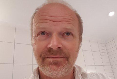RÅDGIVER: Tor Erik Skar er rådgiver i Stiftelsen Norsk brannvernforening.
