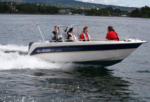 For å føre større båter i Norge gjelder en promillegrense på 0,2, mens det er lov å føre fritidsbåter under 15 meter i lengde med opptil 0,8 i promille. Illustrasjonsfoto: Vidar Ruud / NTB scanpix.