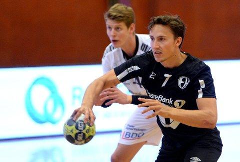 IMPONERTE: Alexander Ørjevik Westby satte sammen med Endre Langaas inn 12 av Elverums 26 mål mot Westbys gamleklubb Bodø. Bildet er fra en tidligere kamp.