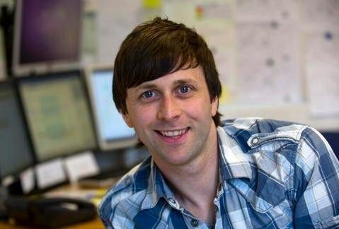 FORSKER: Anders Sivle ved Meterologiske institutt forsker på vær.
