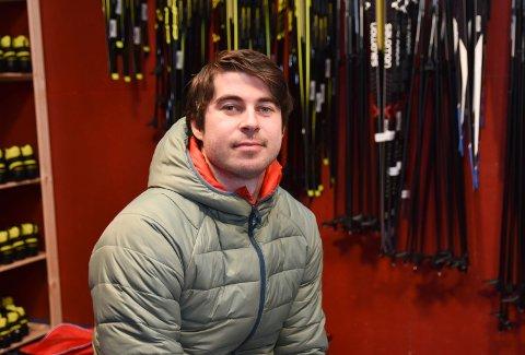 STUDERTE OG BLE: Alexandre Remizov kom til Elverum som student, og ble her.