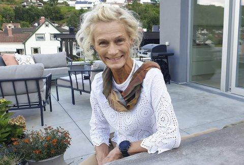 Margrethe Løgavlen mener utviklingen sett over tid går i riktig retning på byggesaksavdelingen.