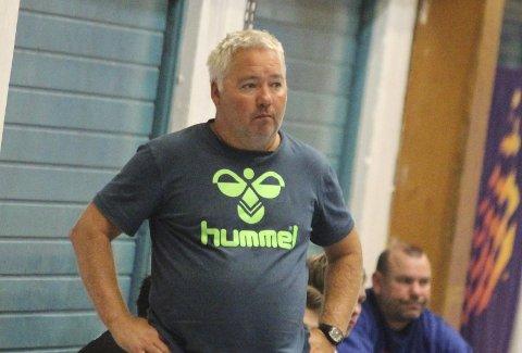 Urædd-trener: Eskil Berg Andreassen.