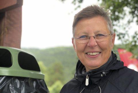 IKKE HELT FORNØYD: Daglig leder i Renovasjon i Grenland, Anne Berit Steinseth, er fornøyd med ny avtale for plastsøppelgjenvinning framover, men ønsker strengere gjenvinningskrav i bransjen. I dag blir rundt 30 prosent av plastsøpla vår omgjort til råstoff for ny plast. Det er altfor dårlig, sier Steinseth.