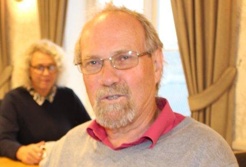 Ole Roger Dyrkorn ber om status på ernærings situasjonen for eldre og brukerne av matserveringen i helsetjenesten i Bamble.