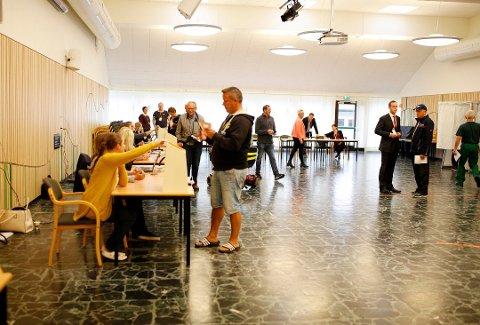 To valgkretser: Rakkestad kommune mener den skal klare å gjennomføre et trygt valg også neste år, selv om det skulle oppstå smittevernutbrudd.