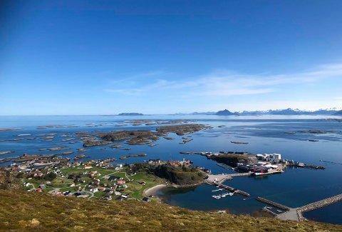 Illustrasjonsfoto. Lovund, Lurøy, Helgelandskysten