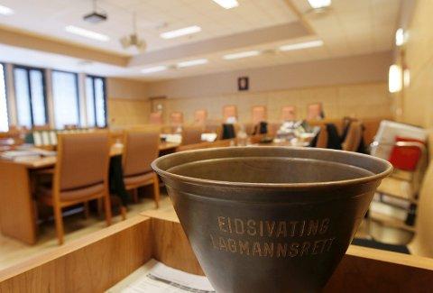KVINNEN TRODD: Lagmannsretten har festet lit til kvinnens forklaring, men reduserte straffen noe i forhold til tingretten.Foto: Scanpix