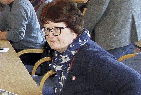 Fokus: Heltidsstillinger har vært i fokus siden 2015. Grethe Hagen er fornøyd med resultatet hun har fått til sammen med administrasjonen og ledelsen i Holmestrand. Flere har fått heltidsstillinger. Arkivfoto