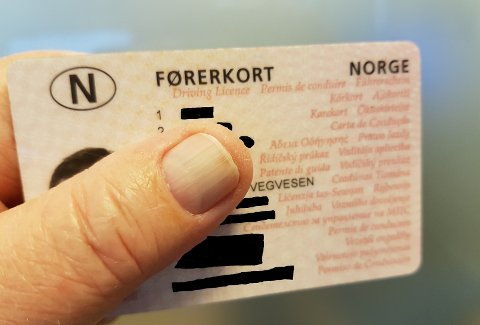 BLE FOTGJENGER: En 19 år gammel Sandefjord-mann mistet nylig «lappen» for en periode på fem måneder, etter at han kjørte for fort forrige måned. Illustrasjonsfoto