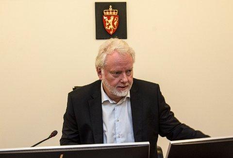 ANBEFALING: Sorenskriver Jørn Holmes konklusjon blir behandlet i styret i Domstoladministrasjonen 16. desember.