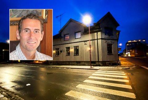 KNUSENDE: Alexander Hesselberg er av Vestfold tingrett dømt på alle tiltalepunkter i straffesaken mot ham.