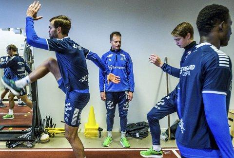 MENTAL TRENER: Trond Lunåshaug var mental trener i Sarpsborg 08 i fire år.