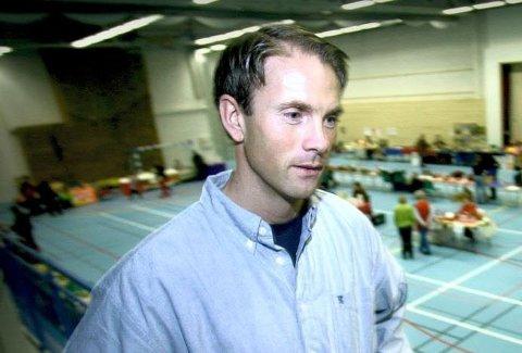 Rune Haugan har tjent gode penger på barneverntjenester. Bildet er fra tidligere på 2000-tallet.