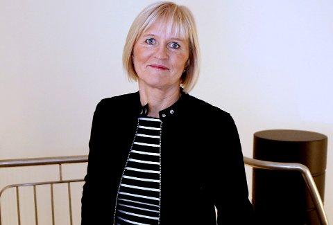 Unio-leder Ragnhild Lied krever et eget ombud for varsling på arbeidsplassen.