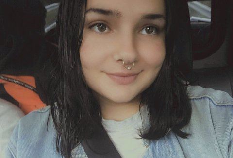 PIERCER: Pia Madelene Myhre har satt ca. 50 piercinger.