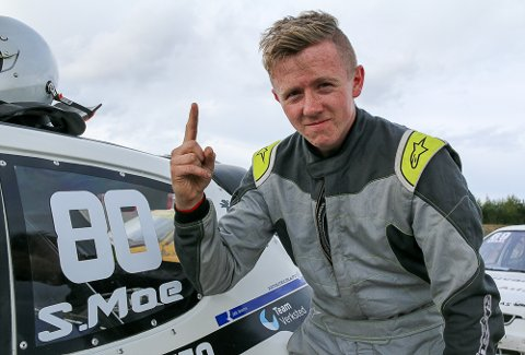 KLAR: Sindre Madsen Moe (20) vant juniorcupen i fjor. Nå håper han å gjenta suksessen.