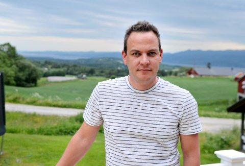 FORSIKRING: 1. mai starter Lars Ketil Aasland som leder for avdelingen skadeforsikring landbruk i Sparebank 1 SMN.