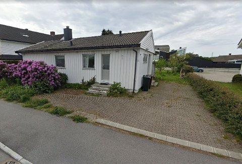 Denne boligen er den billigste i skrivende stund.