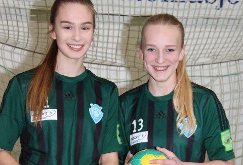Emma Heng Walaunet og Ingrid Haukalid ble i helga norgesmestre for bylag.