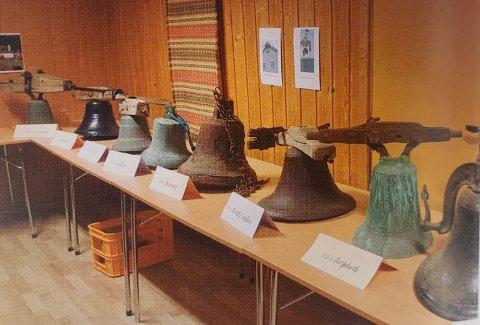 Det var minst 47 matklokker i Beitstad, Malm og Namdalseid i gamle dager.