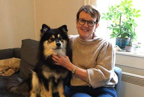 Audhild Kaarstad er Sokneprest i Svelvik. Hun forteller at de vil forsøke å skape julestemning på andre måter i år på grunn av koronarestriksjonene.