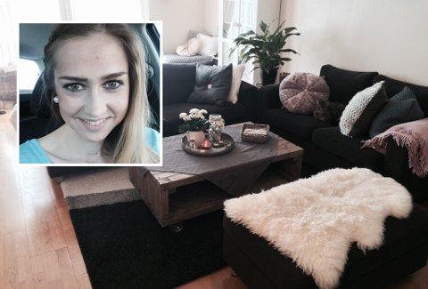 HANDY: Da Kragerø-jenta skulle kjøpe seg leilighet i Tønsberg åpnet det seg en helt ny verden. Nå blogger hun om interiør, og gjør det såpass bra at hun i løpet av høsten starter nettbutikk.