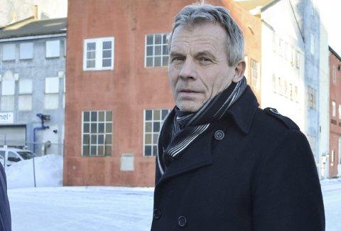 TAR SAKEN: Stortingsrepresentant Arne Nævra frir til opposisjonen for å få gjennomslag for fem millioner til planlegging av vedlikehold av Tinnosbanen, men håper også at regjeringspartiene blir med på dette. (Arkivfoto).