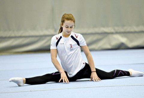 GIR SEG: Martine Bjørshol har ikke lenger motivasjon til å satse som turner.