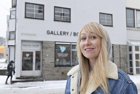 Lise Kristin Kvenseth er ny daglig leder/festivalsjef hos Nordic Light. Hun gleder seg til å være med på å gi Nordic Light et enda større festivalpreg.