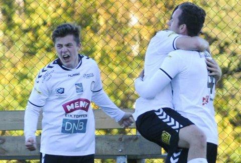 MØTER HEI: Eik Tønsberg reiser til Porsgrunn for å møte Hei i første kvalifiseringsrunde til NM.