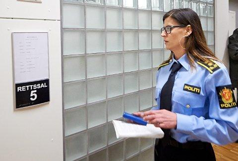 ALVORLIG SAK: Politiadvokat Silje Valstad bekrefter at Innherredsmannen er tiltalt for grov mishandling i nære relasjoner, og at volden skal ha pågått i 20 år. Valstad sier at påtalemyndigheten ser svært alvorlig på slike saker.