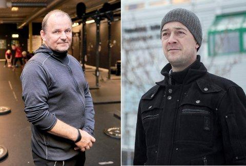 UT AV HØYRE: Øystein Geving Bjørnes og Morten Resve har meldt seg ut av Høyre.
