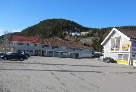 Heggenes: Legekontoret i Øystre Slidre ligg på Heggenes.