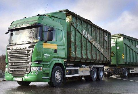 UNNTATT: Lastebiler med såkalt Euro 6-motor er unntatt fra dieselforbudet i Oslo. Det har sine gode grunner. Foto: Stein Inge Stølen / NLF