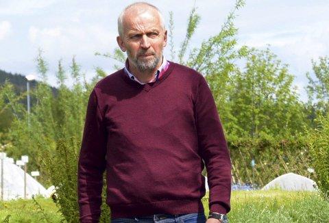 Gunnar Waagen, 1. kandidat for Tingvoll KrF